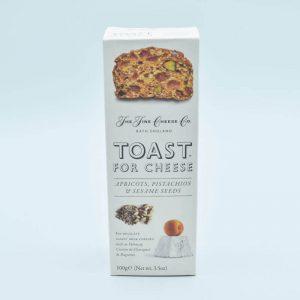 Galletas Albaricoque-pistacho-semillas-sésamo